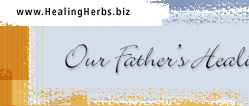 Our Father's Healing Herbs